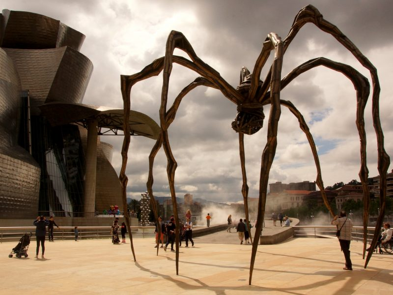 Un día en Bilbao: la ría y el Guggenheim