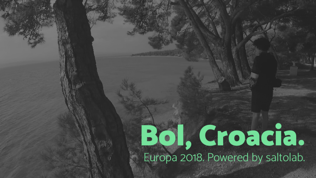 Exploramos Bol, un pueblo costero en la isla de Brac, Croacia.